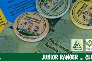 Junior Ranger ... Aproape de natură!